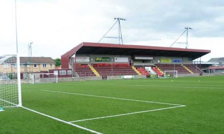 Football-a-plenty at Ochilview in 2018