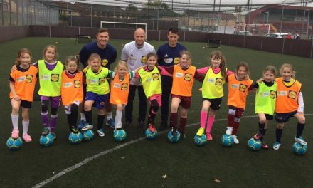 Young Maroons programme – Wed 9th May