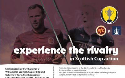 Scottish Cup Hospitality