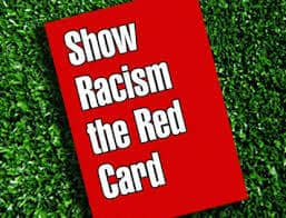 Warriors Support 'Show Racism the Red Card'