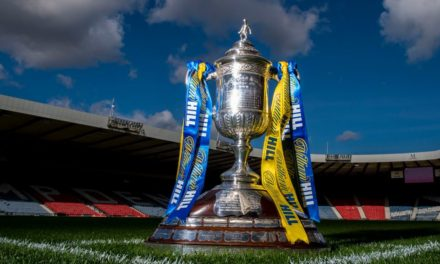SCOTTISH CUP TROPHY TOUR