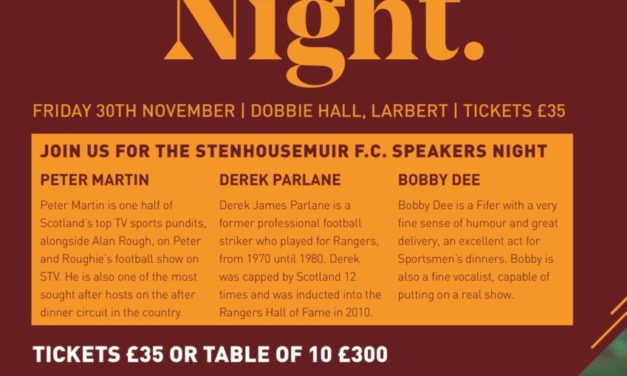 Speaker's Night Auction Prizes