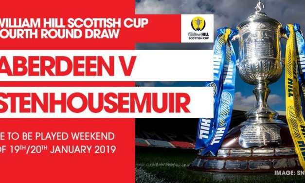 Secure your Aberdeen away ticket NOW
