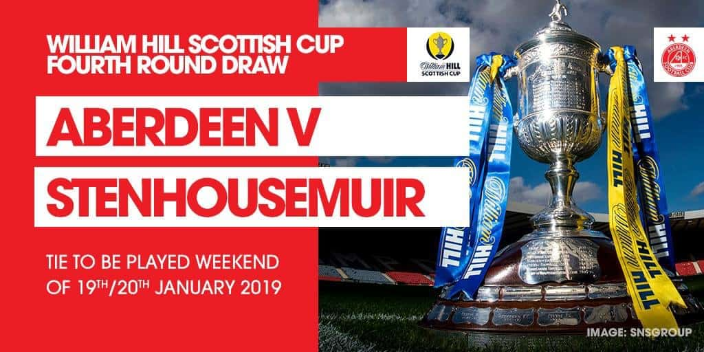 Tickets for Aberdeen away ON SALE