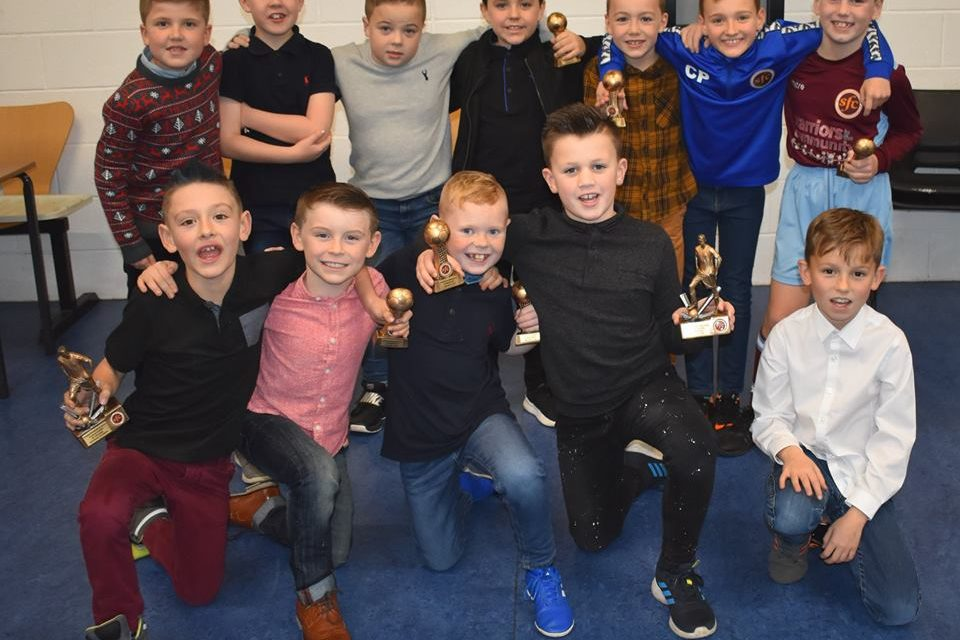 PLAYER OF THE YEAR AWARDS DAY WINNERS 2018