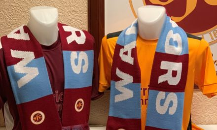 Club Scarves Available Now