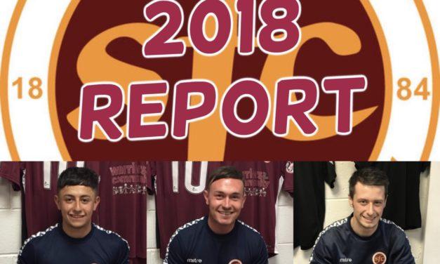 2018 Community Report…