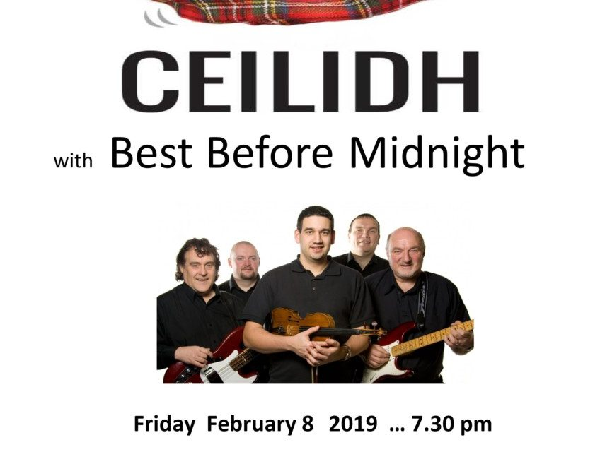 Family Ceilidh- TICKETS ON SALE!!!