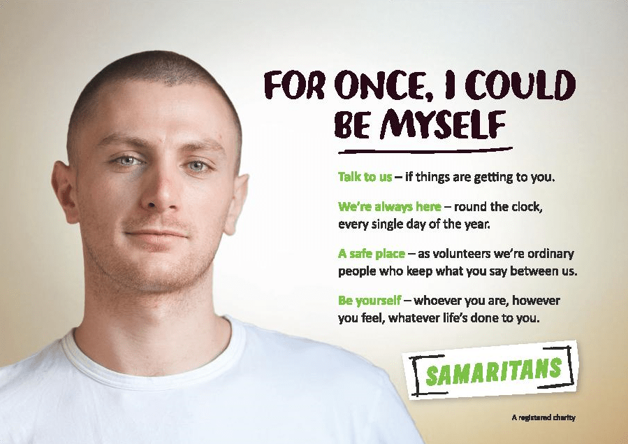 Samaritans Awareness Day