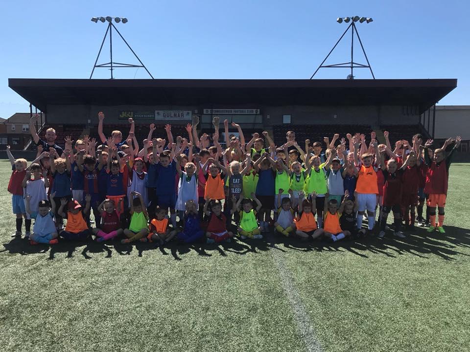 Holiday Camps - Stenhousemuir FC