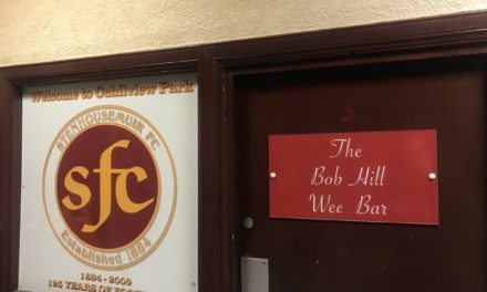 Bob Hill Wee Bar- Join the team