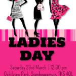 Stenhousemuir FC Ladies Day – Saturday 23rd March 2019