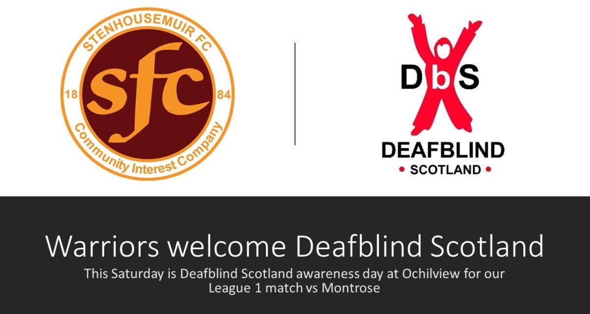 Deafblind Scotland Awareness Day