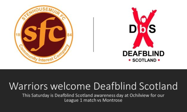 Deafblind Scotland Awareness Day