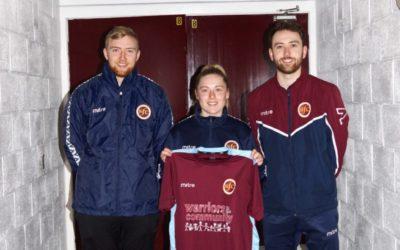 New Appointment for Stenhousemuir Football Club Ladies Team