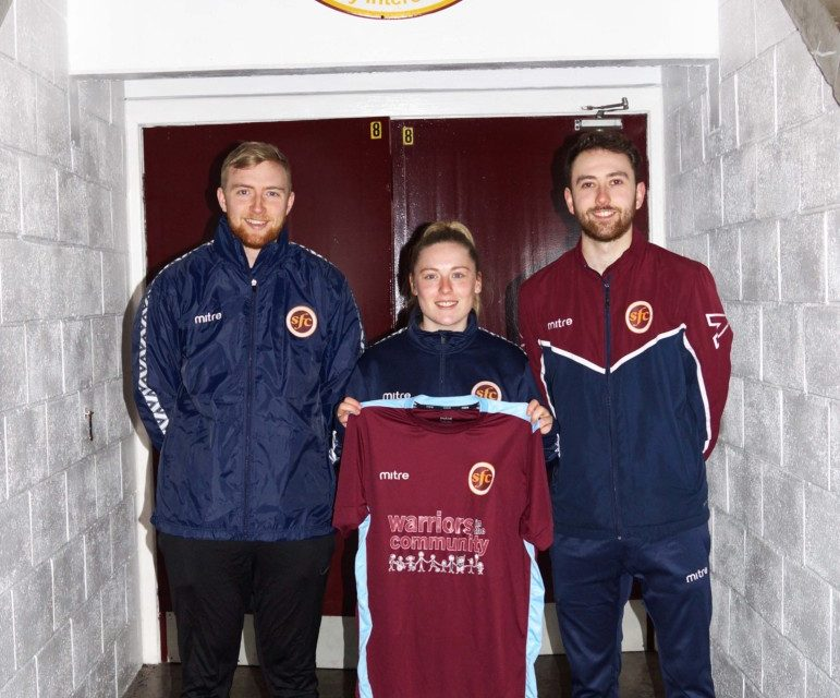 New Appointment for Stenhousemuir Football Club Ladies Team