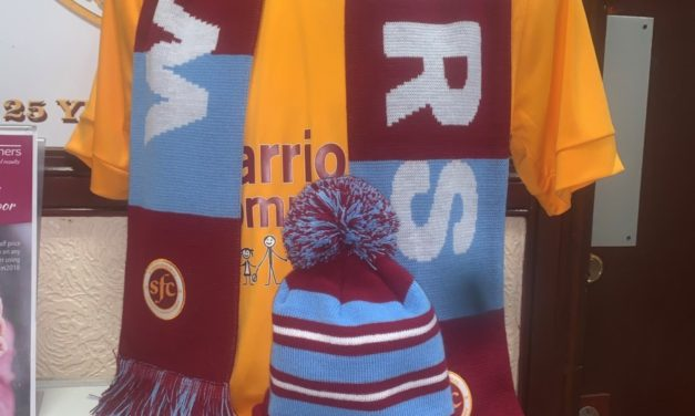 Club Scarves Back In Stock and New Hats