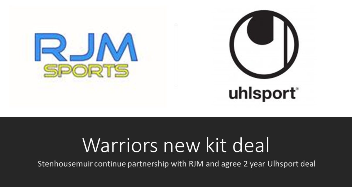 New Warriors Kit Deal