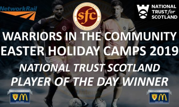 EASTER HOLIDAY CAMP PARTNERSHIP