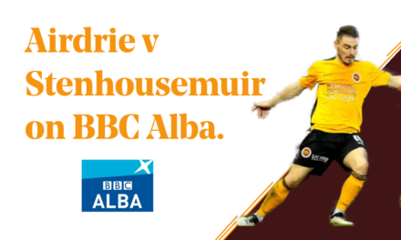 Warriors selected for BBC Alba Coverage