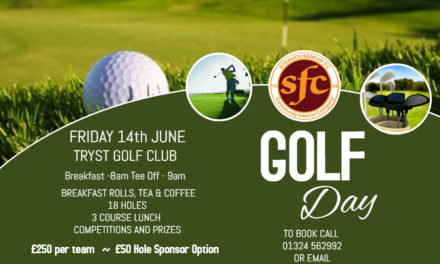 Warriors Golf Day 2019- 5 team spaces left