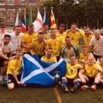 Scotland National CP Football Team