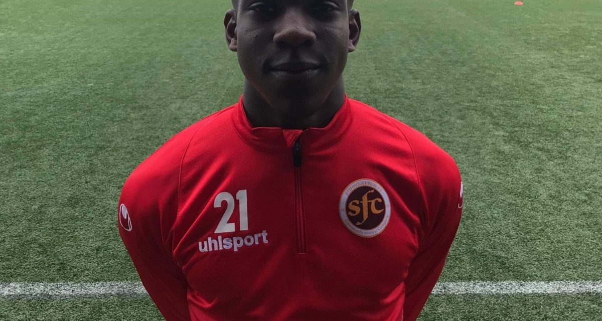 Tiwi joins Camelon on loan