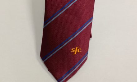 SFC – Official Club Ties £15