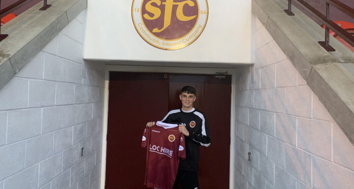 Connor McBride joins from Celtic FC