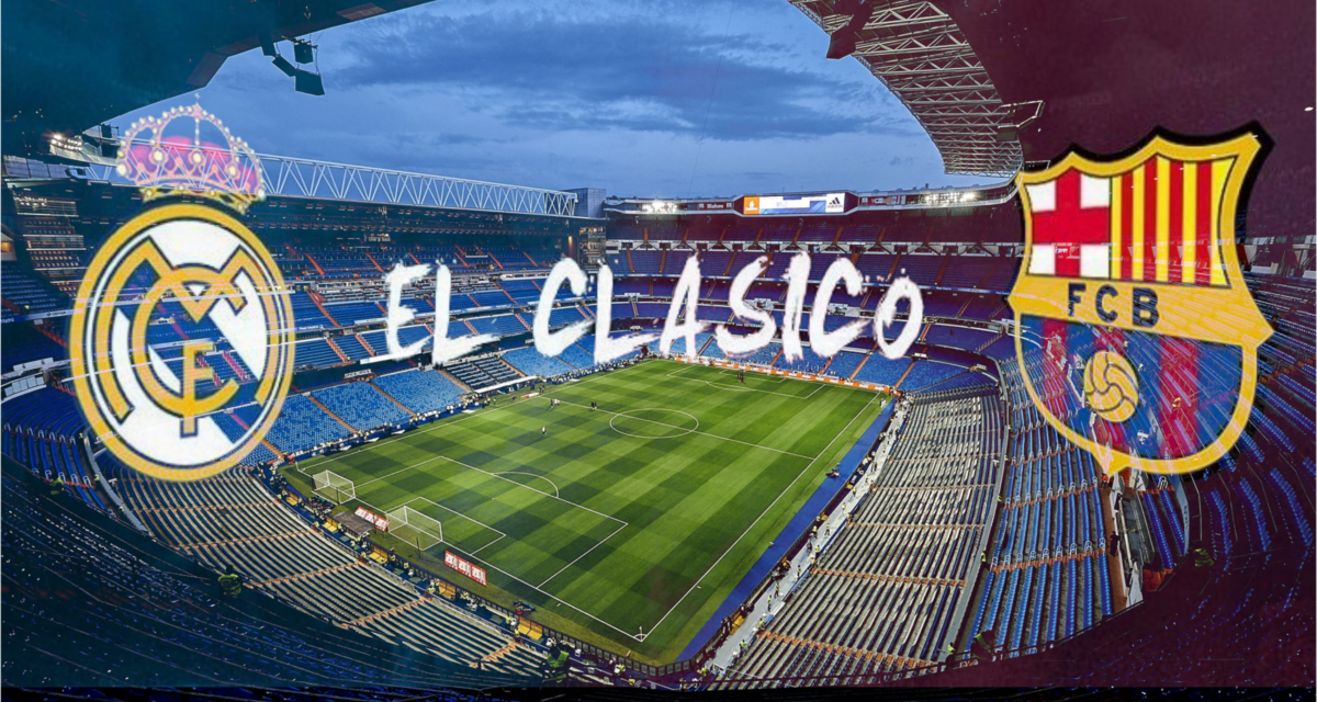 El Clasico Raffle- Buy a ticket or raise money for your club