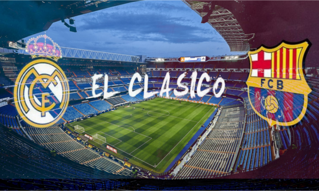 El Clasico Draw- 4 week COUNTDOWN