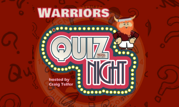 Quiz night- Entries OPEN