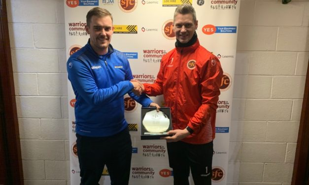 Smith collects RJM Player of the Month for November
