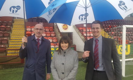 Minister for Mental Health visits the Warriors
