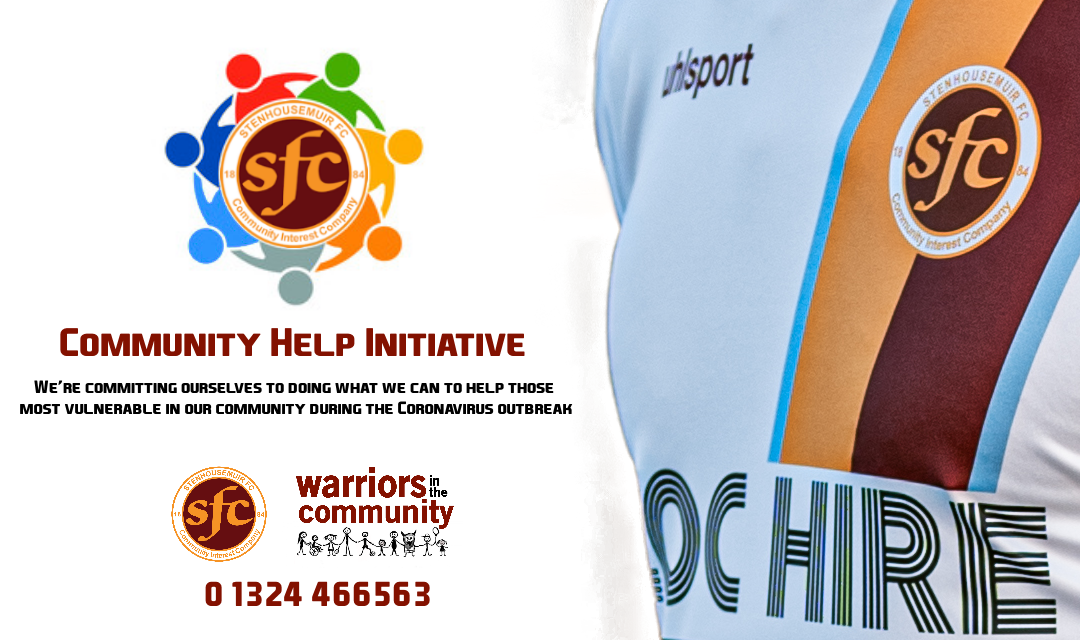 Launching our Community Help Initiative