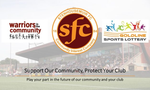 Support Our Community, Protect Your Club