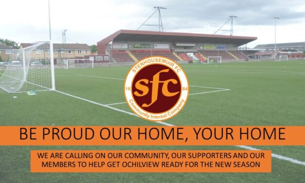 Help us modernise Ochilview Park- Our home, your home