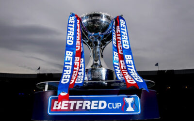 Betfred Cup Group Stage – Fixtures Announced