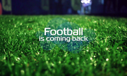 Get ready for football back at Ochilview