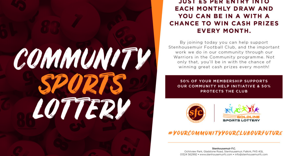 PLEDGE YOUR SUPPORT TO OUR COMMUNITY & YOUR CLUB