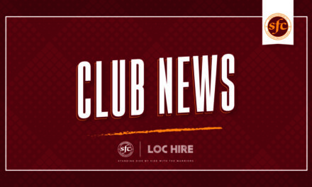 Spence moves to East Fife on loan