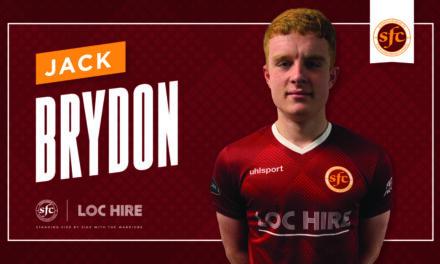 Warriors land Jack Brydon