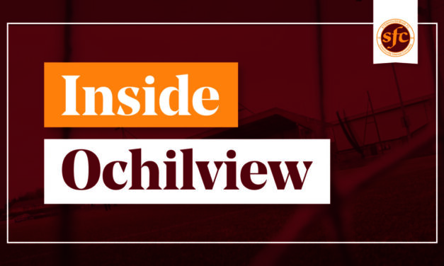 Inside Ochilview – YOUR Weekly Warriors Update (13/5/2021)