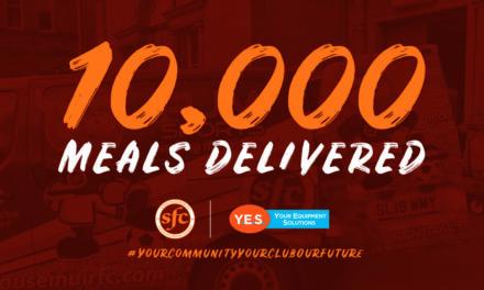 10,000 Free Meals Delivered!