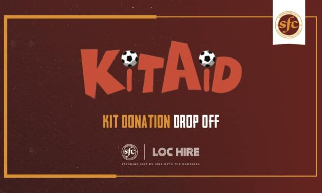 KitAid Donation – Donate Your Unwanted Football Kits
