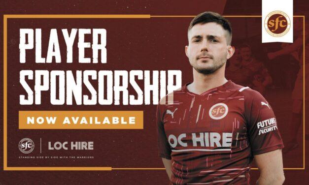 Player Sponsorships