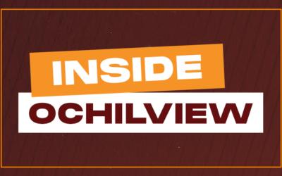 Inside Ochilview – YOUR Weekly Warriors Update (14/10/2021)