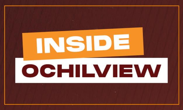 Inside Ochilview – YOUR Weekly Warriors update (29/7/2021)