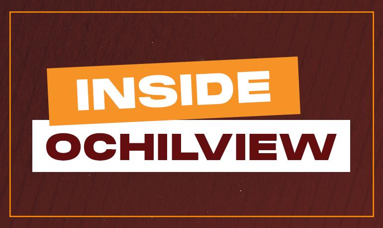 Inside Ochilview – YOUR Weekly Warriors update (18//2021)
