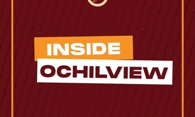 Inside Ochilview – YOUR Weekly Warriors Update (22/7/2021)